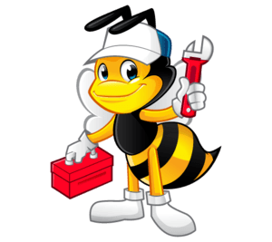 The Honey Do - Handyman Bee pose-1-01