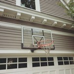 The Honey Do Handyman Basketball Hoop