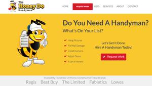 The Honey Do - Handyman Social Site Image