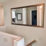 The Honey Do-Handyman Mirror Over Stairs